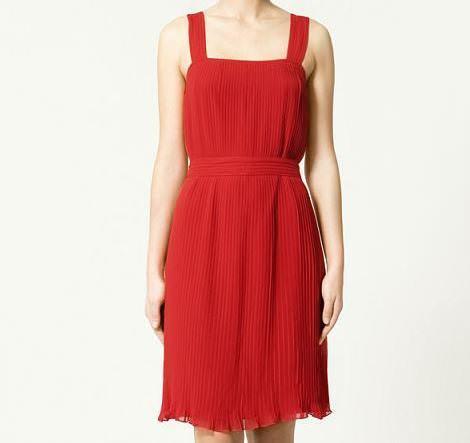 Vestidos de fiesta de Zara (primavera 2011)
