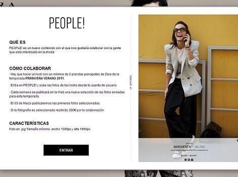 Zara People, tus looks con ropa de Zara