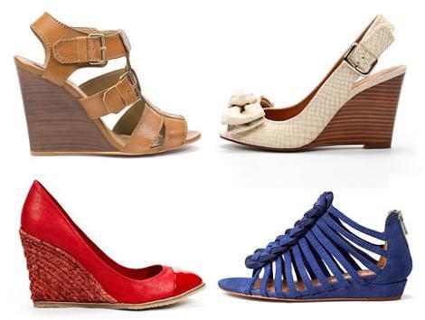 Cuñas de Zara 2011