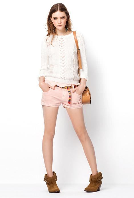 Zara TRF primavera 2011: lookbook marzo