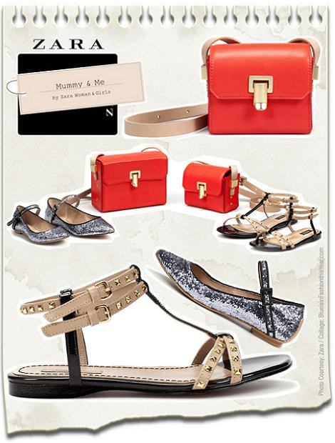 Zara colección para madres e hijas