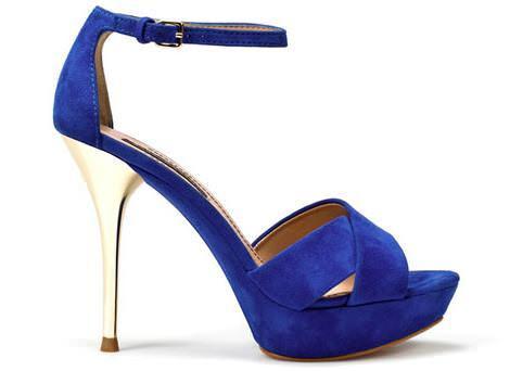 Zapatos de fiesta de zara