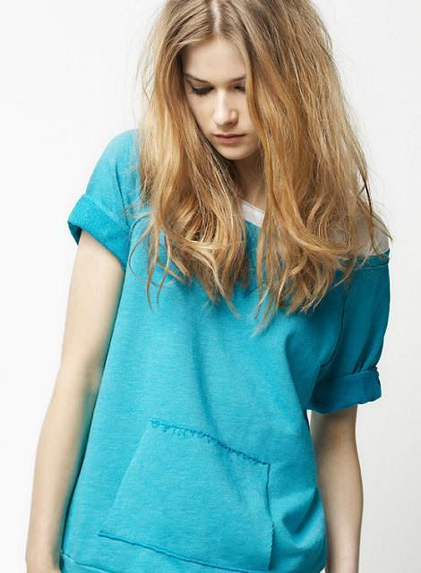Zara TRF lookbook abril 2011