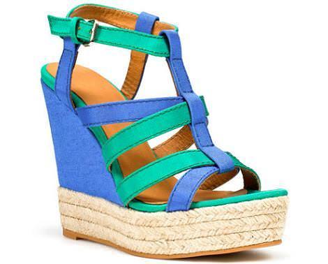 Zapatos verano 2011