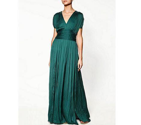 Nuevos vestidos de Zara