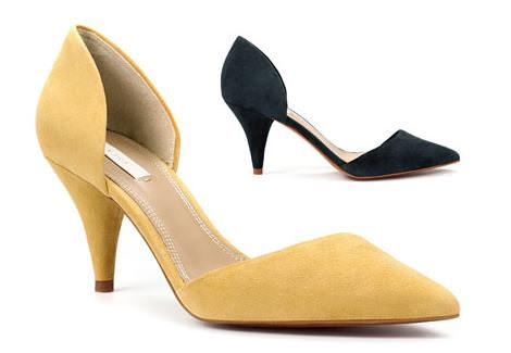 Sandalias de Zara (primavera 2011)