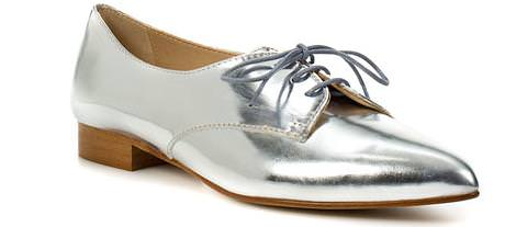 Moda otoño 2011: Zapatos oxford