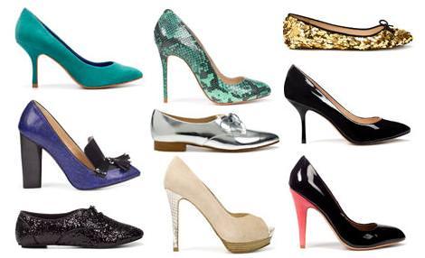Nuevos zapatos de Zara