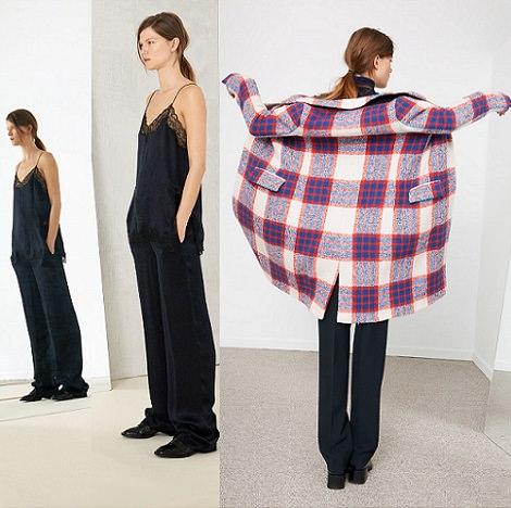 catalogo de zara noviembre 2013 abrigos