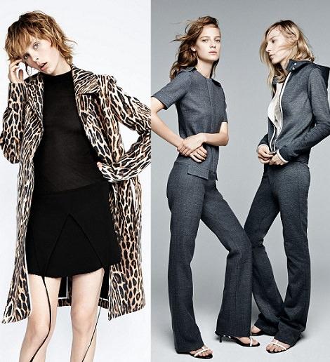 catálogo de Zara otoño invierno 2014 2015