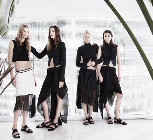 Catálogo de Zara primavera verano 2014 ¿Estás lista para el top crop?