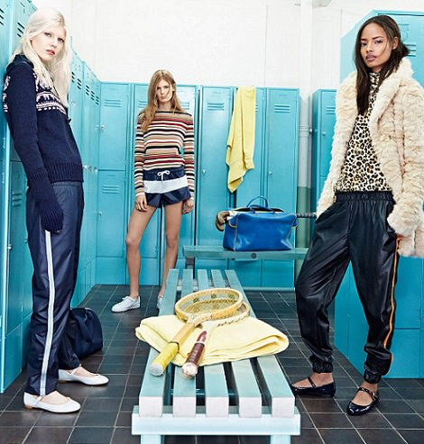 catálogo de Zara Trafaluc otoño invierno 2014 2015
