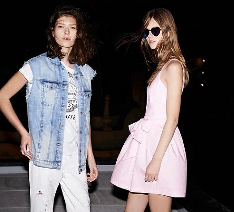 Zara empresa de moda internacional abrió sus puertas el año en España, ropa calzado y accesorios para niñas, niños, niños mini adultos-En la actualidad sus confecciones estan distribuidas en tiendas de casi todos los paises del mundo, además de la tienda online.