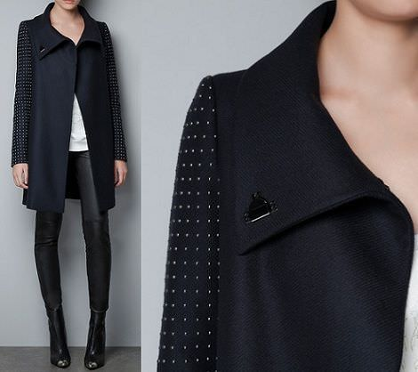 Ropa Zara otoño 2012
