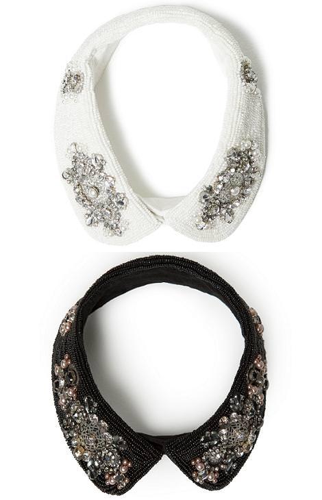 Collares Zara otoño invierno 2012 2013