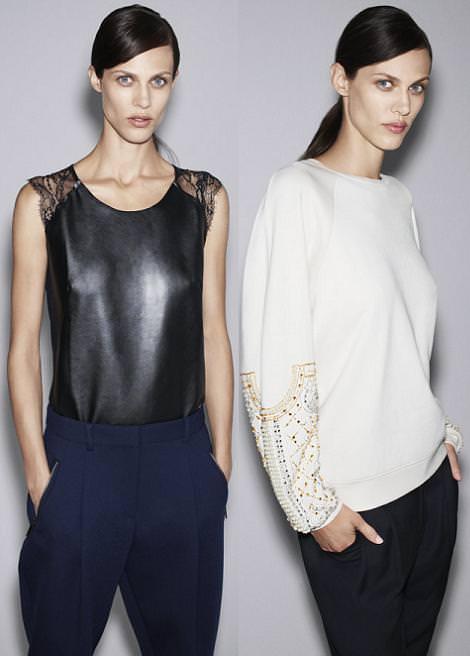 Zara otoño invierno 2012 2013