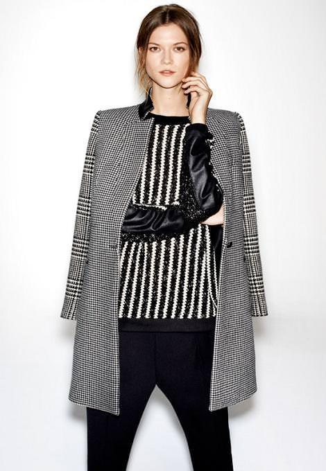 Zara otoño invierno 2012 2013 lookbook