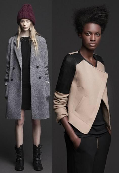 Zara TRF otoño invierno 2012 2013