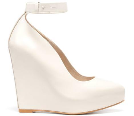 Los nuevos zapatos de Zara del invierno 2012, zapatos cuña