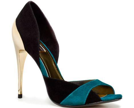 Zapatos de Zara primavera 2012