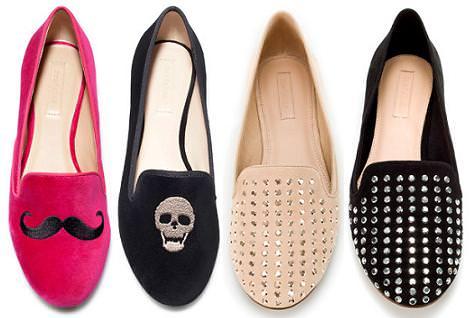 Zara nuevos zapatos del otoño 2012
