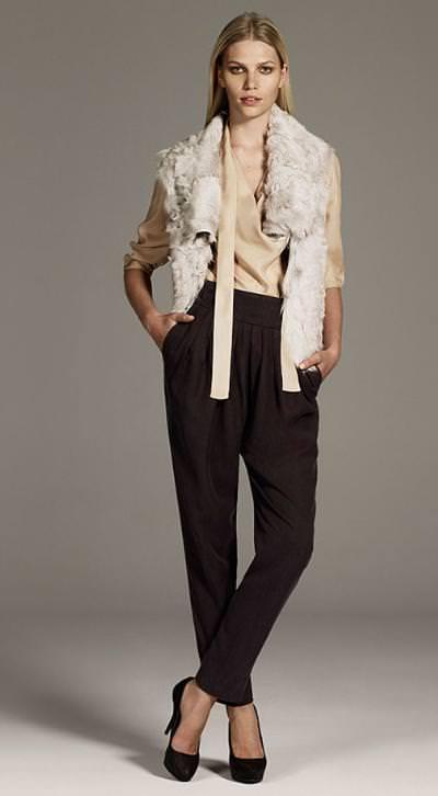 Baggy pants, de Zara otoño 2009