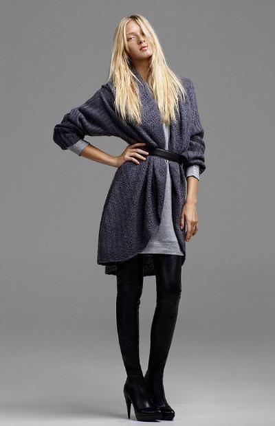 Looks Zara, moda otoño invierno 2009 2010