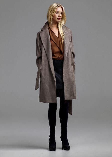 Zara, moda otoño invierno 2009 2010