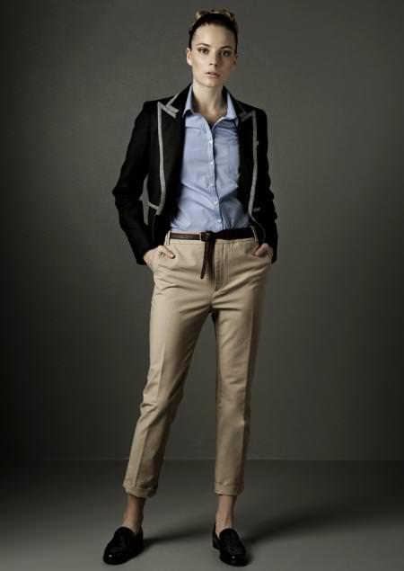 Zara, looks del otoño invierno 2009 2010