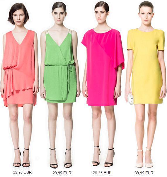 VeranoDemujer Zara 2013 Primavera Vestidos Moda dxCBoer