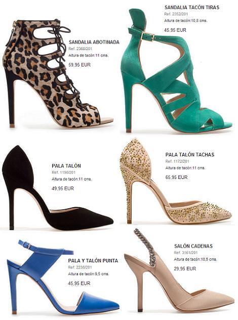 e7fc28df Zapatos Zara primavera verano 2013   demujer moda