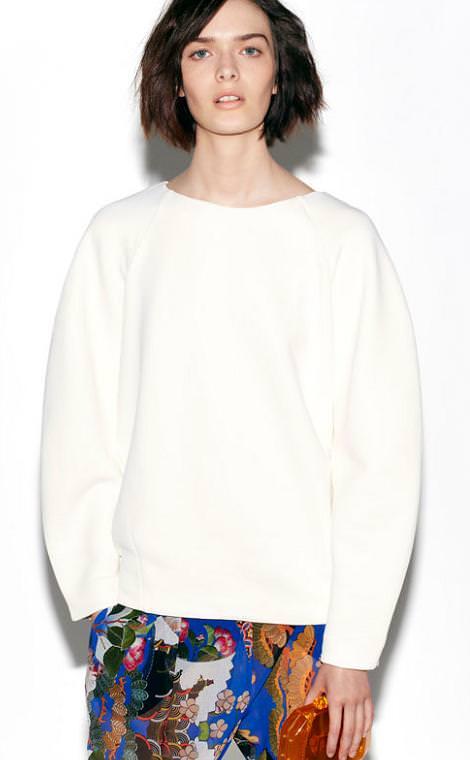 Zara moda primavera verano 2013