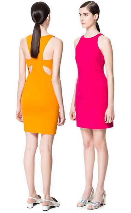Zara moda primavera verano 2013 novedades