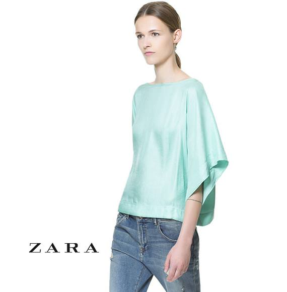 Zara, the first Inditex brand, prides itself on bringing up-to-the-moment fashions to its customers, at the right place and moment.
