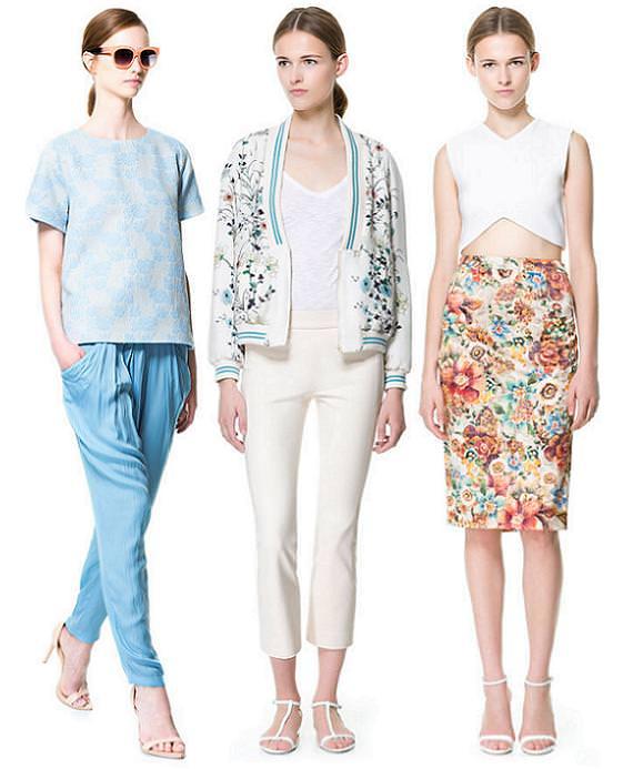 Zara mujer y sus novedades en ropa primavera verano 2013