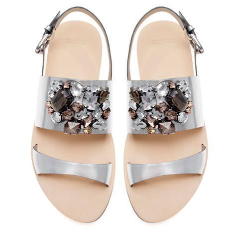 Fiesta Moda Zapatos Zara Demujer 2013 De Sandalias Verano Primavera Y 0gSOqpw