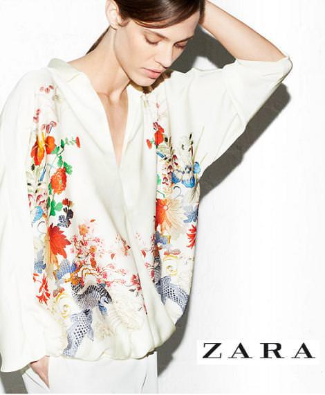 Zara ropa primavera verano 2013