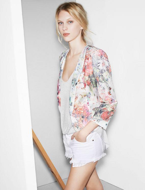 Zara Trafaluc catálogo verano 2013
