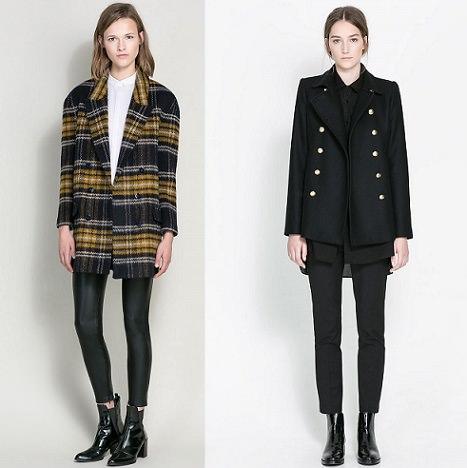 la ropa de Zara que llega este otoño