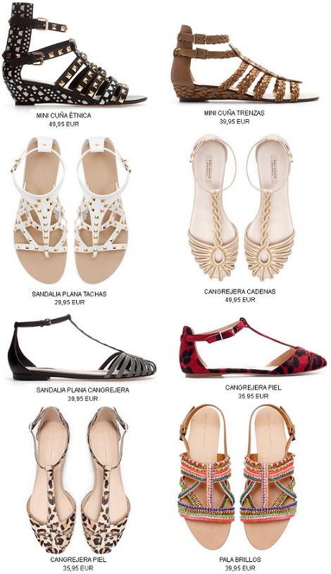 676c10e9 Las mejores sandalias de Zara del verano 2013 | demujer moda