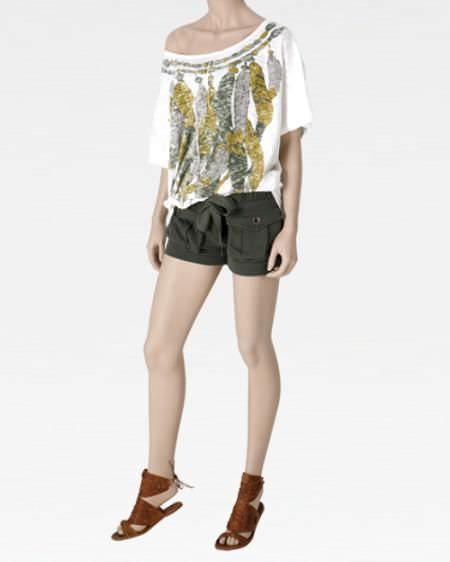 Zara, moda primavera verano 2009