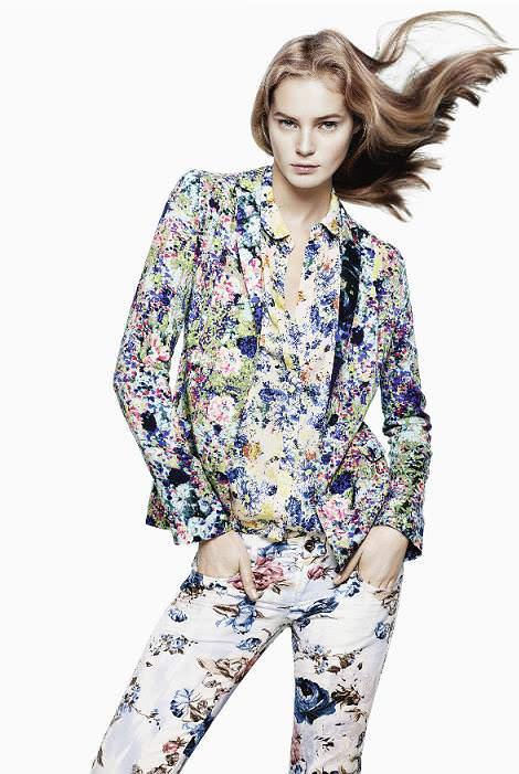 Catálogo Zara Trafaluc primavera verano 2012
