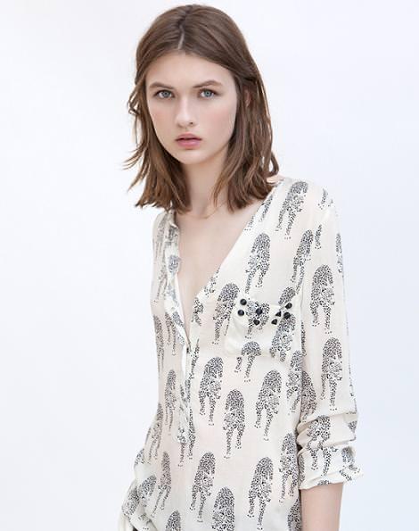 Zara trf nueva colecci n demujer moda for Zara nueva coleccion