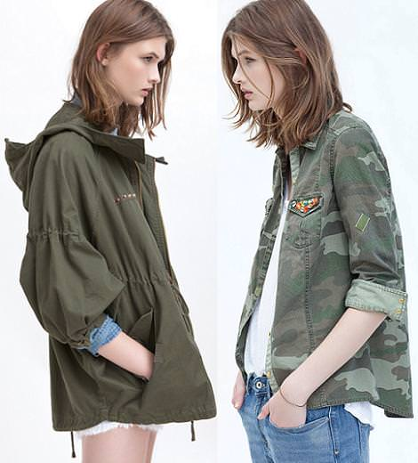 Zara TRF nueva colección