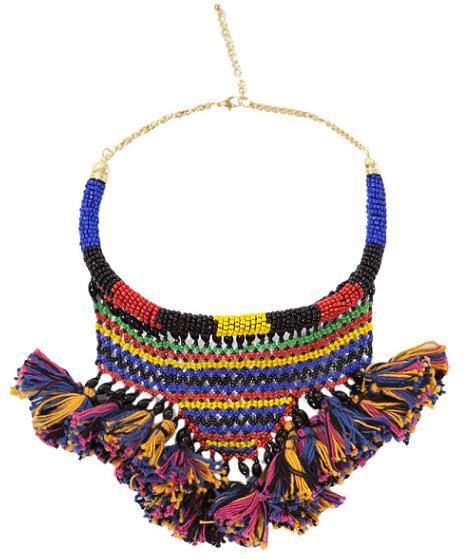 Collares de Zara del verano 2012