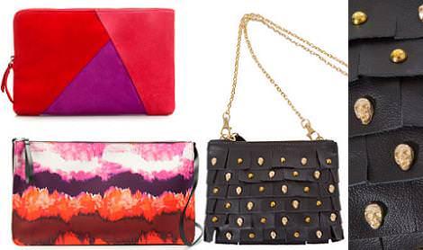 Nueva ropa de Zara primavera verano 2012 bolsos