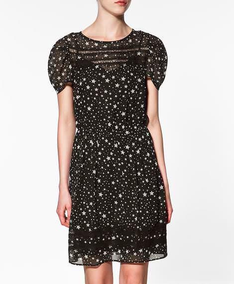 Vestidos de Zara primavera 2012