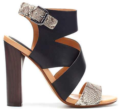 Nuevos zapatos y sandalias de Zara