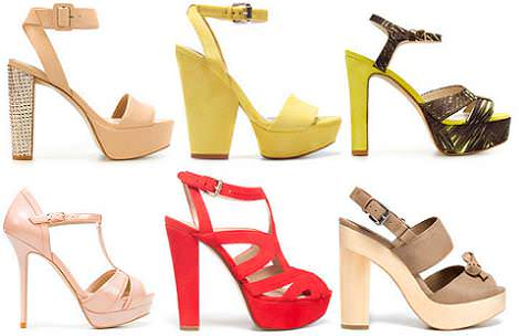Moda Verano Demujer 2012 Zara Zapatos Primavera nwxvqAq1