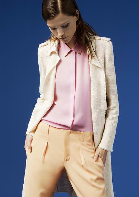 Zara lookbook primavera 2012